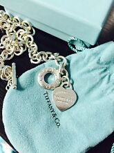 Tiffany and co return to Tiffany toggle necklace Keysborough Greater Dandenong Preview