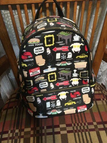 Friends TV show Bioworld Mini Backpack