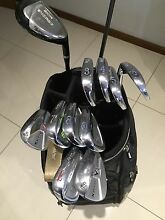 GOLF CLUBS COMPLETE SET Athelstone Campbelltown Area Preview