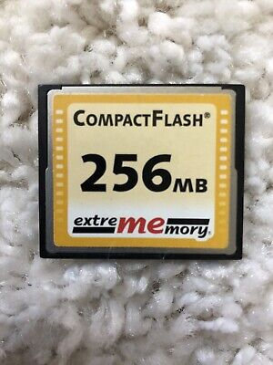 extrememory 256 MB Compact Flash