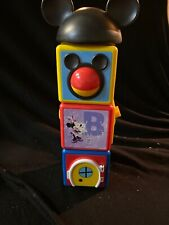 Mickey Mouse Clubhouse Activity Story Blocks Learning Toys ...