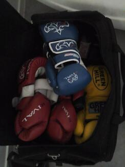 Boxing Sparring Wrestling Grappling for Fun Burnside Maroochydore Area Preview