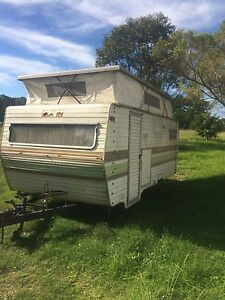 Millard bunk caravan with annexe Raymond Terrace Port Stephens Area Preview