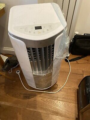 EcoAir APOLLO - 12000 BTU Portable Air Conditioning Unit Heating-A+ & Cooling-A