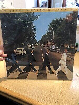 BEATLES - Abbey Road ~ VINYL LP Factory Sealed 1980