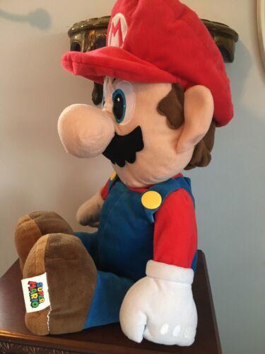 Official Nintendo Super Mario 25 Plush With Back Pocket - $29.99