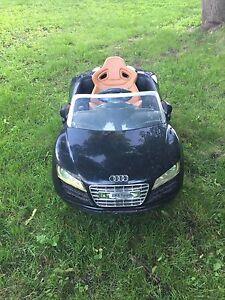Audi Toy Car