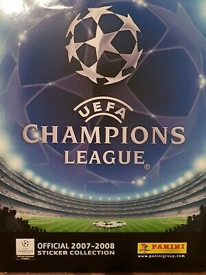 Champions League 2007/2008 10 Sticker aussuchen  for sale  Shipping to Nigeria