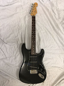 Squier Stratocaster Silver Series. Wakerley Brisbane South East Preview