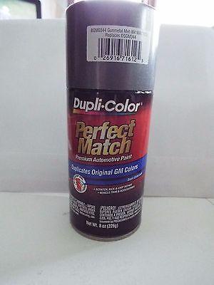 new dupli color gm bgm0344 gunmetal metallic 8 oz spray can new for. Black Bedroom Furniture Sets. Home Design Ideas