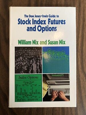 Dow Jones Irwin Guide To Stock Index Futures And Opti    By Nix  Susan Hardcover