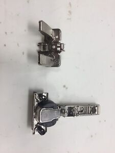 25 hinges and clips for european hinges