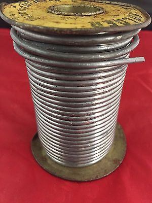 New York Wire Solder 4060 Vintage 3 Lbs 9 Ounces