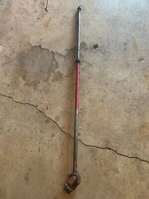 Farmall 300 Row Crop Tractor Ih Steering Shaft W Good Knuckle