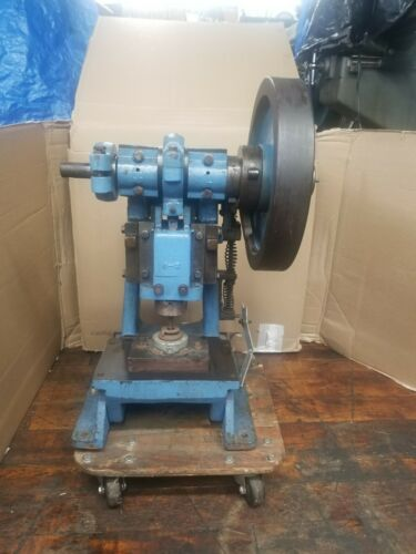 ROUSSELLE NO 0 5 Ton Punch  Press very nice machine