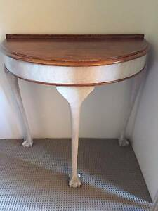 Queen Anne style side table Erskineville Inner Sydney Preview