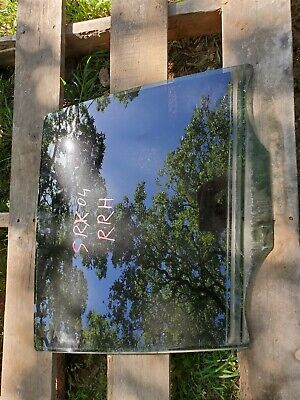 CADILLAC SRX 2004 2005 2006 2009 REAR RIGHT PASSENGER SIDE WINDOW GLASS USED OEM