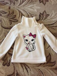 White girls sweater!