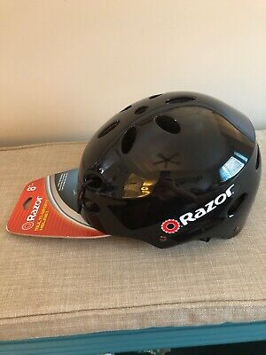 Razor Multi Sport Youth Helmet Size Medium Age 8+ Skateboard Bike Skate NWT