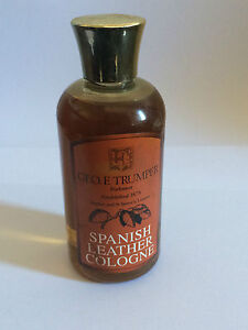 GEO F TRUMPER SPANISH LEATHER COLOGNE 100ML SPLASH RARO ACQUA DI COLONIA VINTAGE - Italia - GEO F TRUMPER SPANISH LEATHER COLOGNE 100ML SPLASH RARO ACQUA DI COLONIA VINTAGE - Italia
