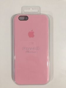 Apple iPhone6S Silicone Case Pink Brand New North Melbourne Melbourne City Preview