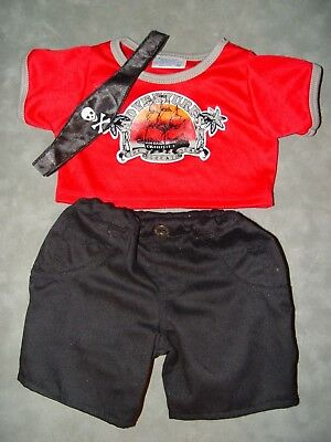 Build a Bear Clothes Clothing Adventures Pirate - Build A Bear Pirate Outfit