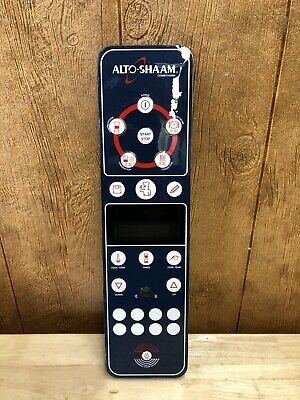 Alto Shaam Combitherm Circus Board St2006 Cinvothermst5000-pic Software V9.24