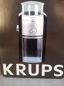 Krups Coffee Grinder in As New Condition Bondi Eastern Suburbs Preview
