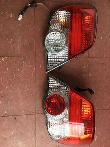 Subaru Impreza WRX GGA wagon taillights 06-07