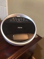 iHome iA17 Color Changing Stereo FM Clock Radio for 30pin  iPhone & Ipod dock