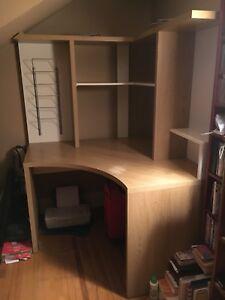 Corner Desk - Great for Students/Home Office!