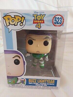 Funko Pop Vinyl Disney Toy Story 4 Buzz Lightyear #523