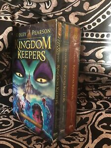 Brand-new kingdom keepers