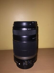 Canon EF-S, 55-250mm (1 : 4 - 5.6) IS