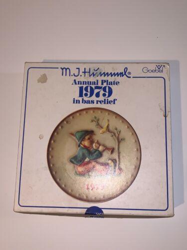 Hummel Collector Plate 1979
