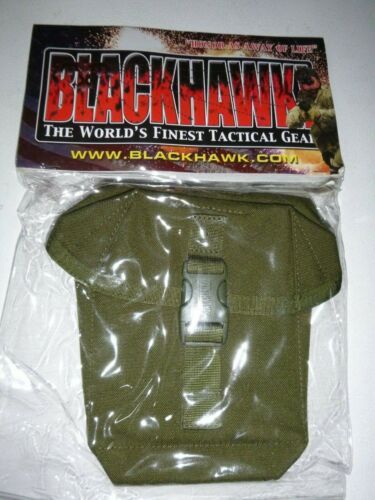 NEW Blackhawk Tactical Battle Enhanced 6-Mag Pouch Alice Clips Olive Drab Green