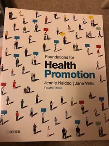 naidoo and wills health promotion
