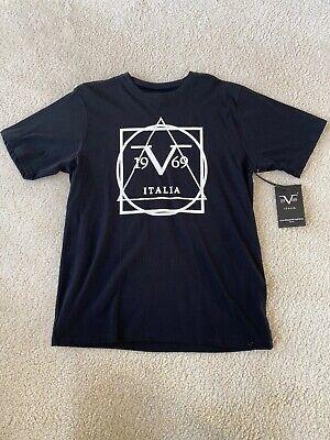 Versace 19V69 ABBIGLIAMENTO SPORTIVO SRL ITALIA Men's T-Shirt Size L