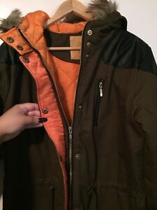 New Women's Parka Coat size XL dropped to $100