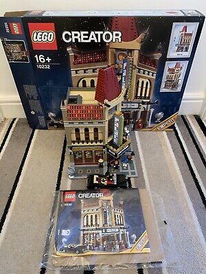 LEGO Creator Expert 10232 Palace Cinema Rare Retired