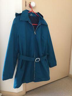 Unisex Light Raincoat/Parka Jacket (Size 10-12) Conder Tuggeranong Preview
