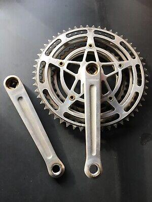 170mm crank arm Triple Crank MTB//Hybrid Bike Crankset 9x3-speed 48//38//28T