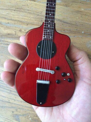 Lindsey Buckingham Guitar Fleetwood Mac Collectible Turner Guitar Replica Model