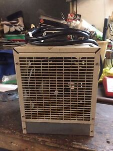 Worksite or shop heater