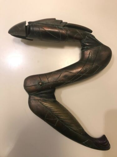 STARGATE SG-1 ZAT NIK TEL open position resin prop Replica