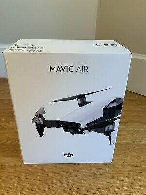 DJI Mavic Air 4K Camera Drone Onyx Black CP.PT.00000138.01 U11X Quadcopter NEW