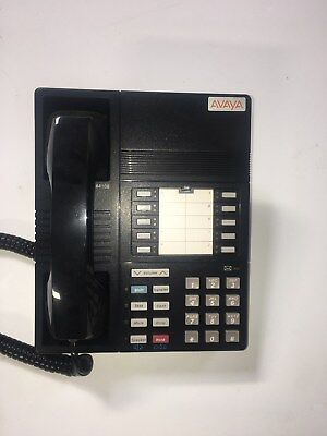 Lucent Phone Speaker - Avaya Lucent 8410B Business Office Phone with Speaker Phone & Handset