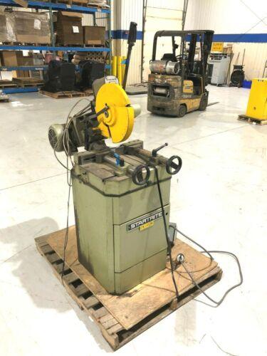 Startrite CN350M Circular Miter Cut-Off Saw Chop-Saw Light Metals 460V 3PH