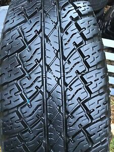 Bridgestone tyre 225/75R15c light truck tyre commercial Penrith Penrith Area Preview