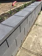 Left over retaining wall blocks and cap pavers Norwood Launceston Area Preview